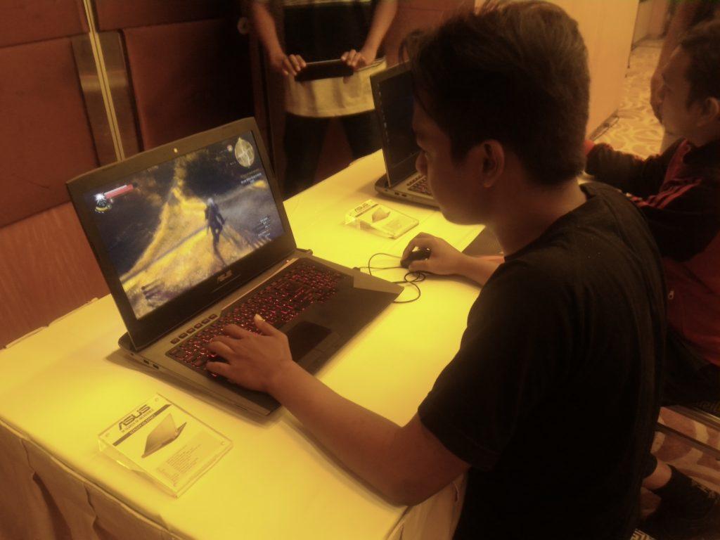 Test Performa Gaming ASUS ROG G752VS